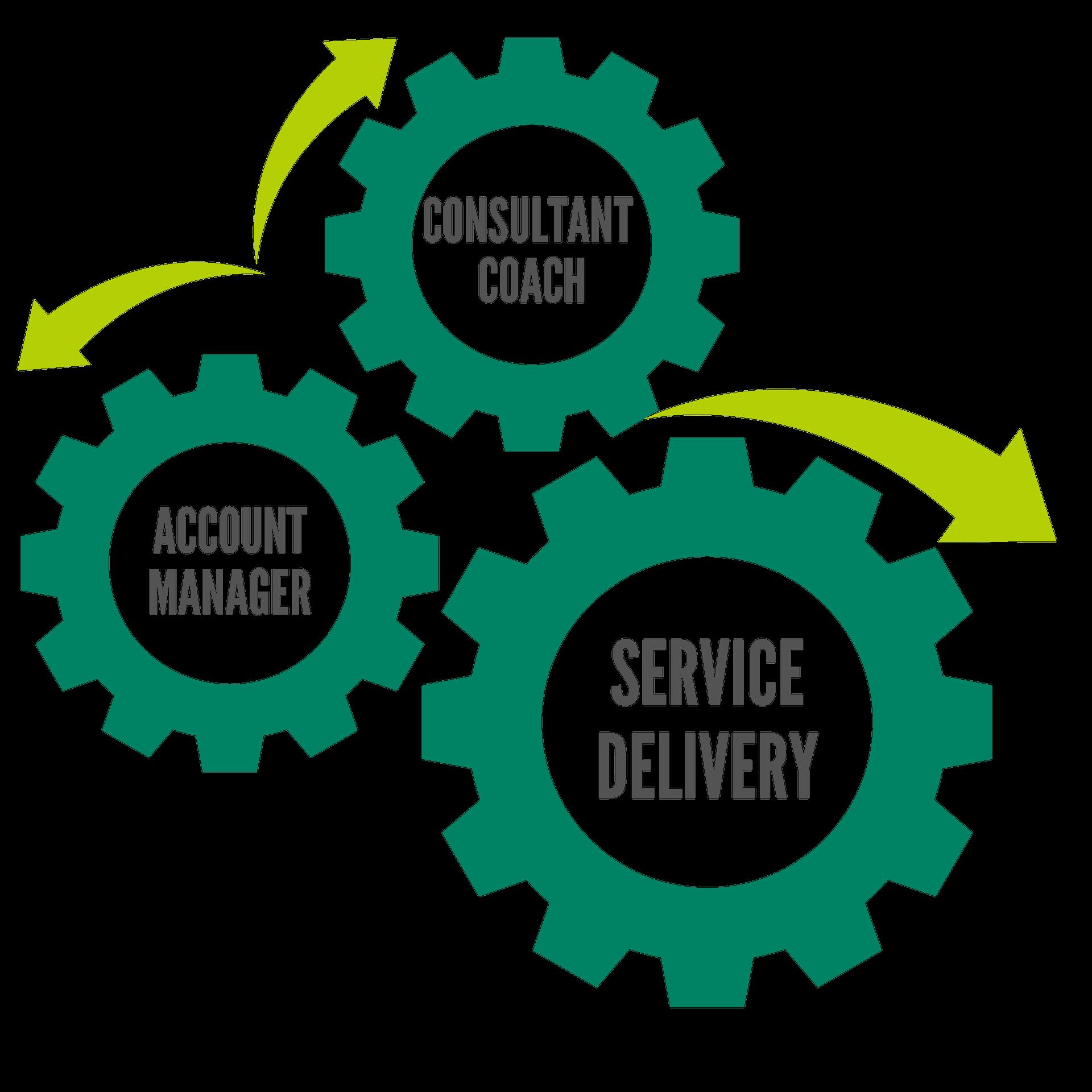 Service Delivery Visual